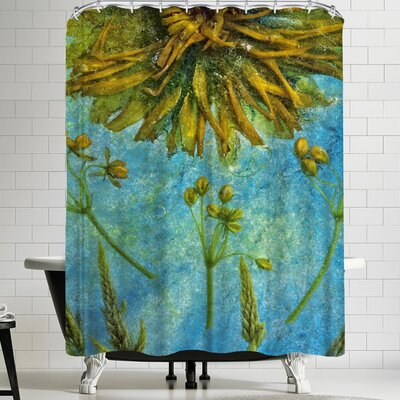 Zina Zinchik In Sight of Ascension Copy Shower Curtain