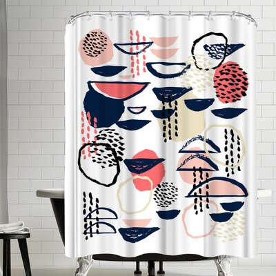 Charlotte Winter Cheli Shower Curtain