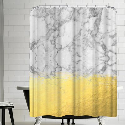 Charlotte Winter Claire Shower Curtain