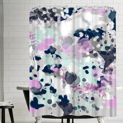 Charlotte Winter Elsie Shower Curtain