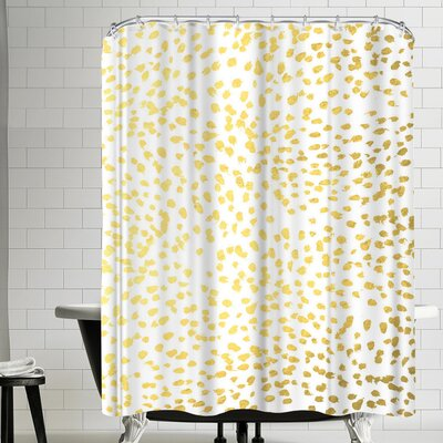 Fleck Shower Curtain