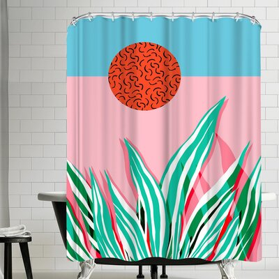 Wacka Designs Freakin Shower Curtain