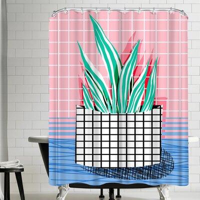 Wacka Designs Glam Shower Curtain