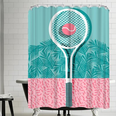 Wacka Designs Good to Go Shower Curtain