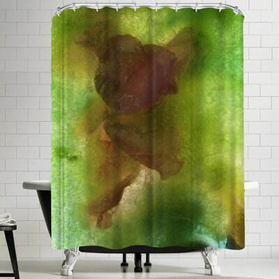 Zina Zinchik Indestructible Shower Curtain