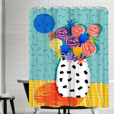 Wacka Designs Legal Shower Curtain