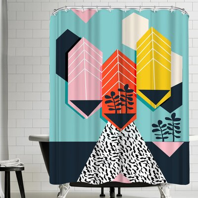 Wacka Designs Legit Shower Curtain