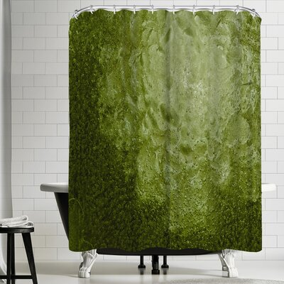 Zina Zinchik Nebula Shower Curtain
