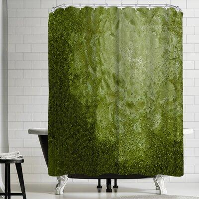 Zina Zinchik Nebula Shower Curtain