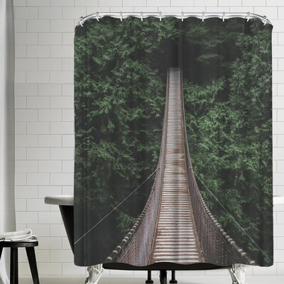 Luke Gram Bridge 3 Best Dirtremoved Shower Curtain