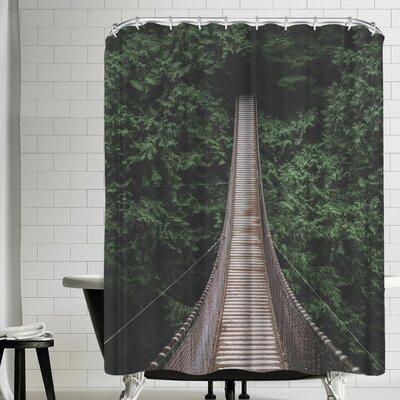 Luke Gram Bridge 3 Best Dirtremoved Shower Curtain