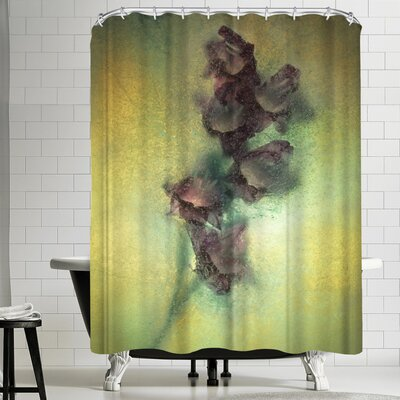 Zina Zinchik Petit Magare Shower Curtain