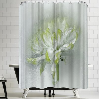 Zina Zinchik Purity Shower Curtain