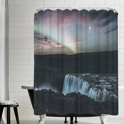 Luke Gram Dettifoss Iceland Ii Shower Curtain