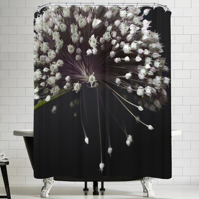 Maja Hrnjak Blooming Shower Curtain