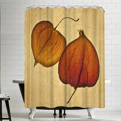 Maja Hrnjak Botany 1 Shower Curtain