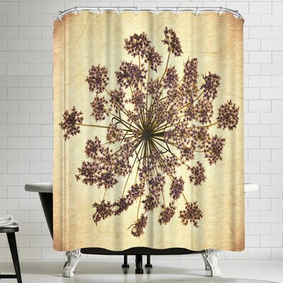 Maja Hrnjak Botany 3 Shower Curtain