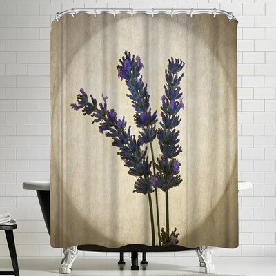 Maja Hrnjak Botany 6 Shower Curtain