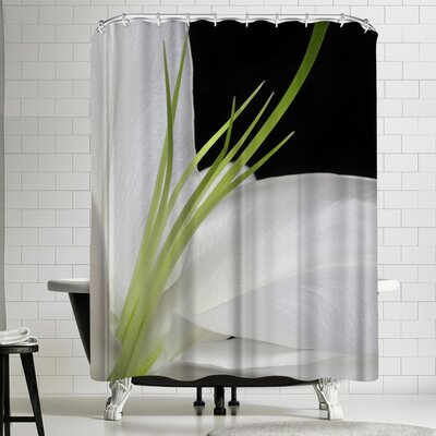 Maja Hrnjak Lily 3 Shower Curtain