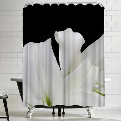 Maja Hrnjak Lily 4 Shower Curtain