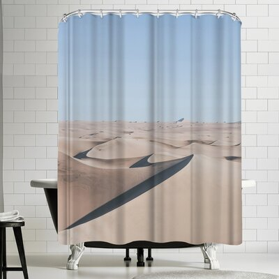 Luke Gram Huacachina Peru Shower Curtain