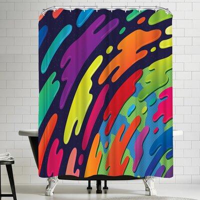 Joe Van Wetering Atmosphere Shower Curtain