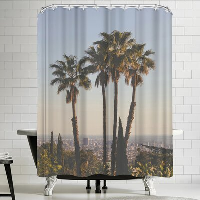 Luke Gram La Ii Shower Curtain