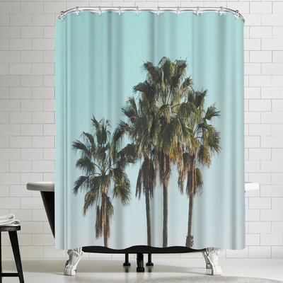 Luke Gram La Shower Curtain