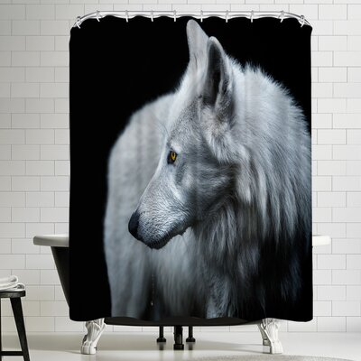 1x Winter is Coming Shower Curtain