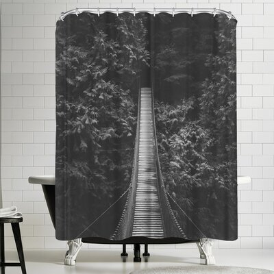 Luke Gram Lynn Valley Vancouver Shower Curtain