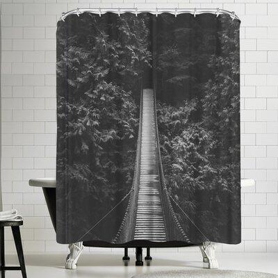 Luke Gram Lynn Valley Vancouver Shower Curtain