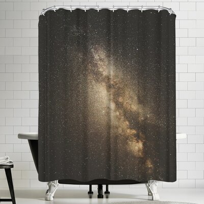 Luke Gram Milky Way Shower Curtain