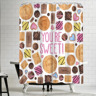 Elena Oneill Youre Sweet Shower Curtain