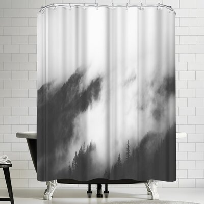 Luke Gram Rolling Fog I Shower Curtain