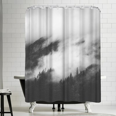 Luke Gram Rolling Fog Ii Shower Curtain