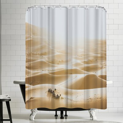 Luke Gram Sahara Desert Shower Curtain