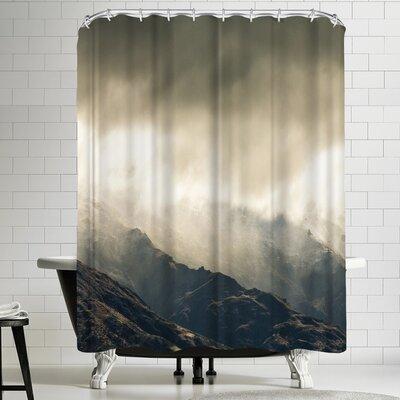 Luke Gram Wanaka New Zealand Shower Curtain