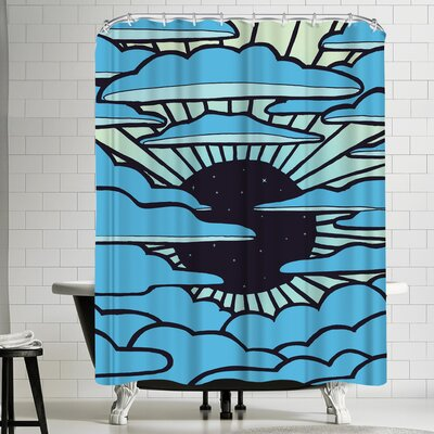 Joe Van Wetering New Sun Shower Curtain