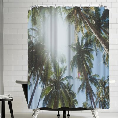 Luke Gram El Nido Philippines Shower Curtain