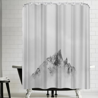 Luke Gram Grand Tetons Wyoming V Shower Curtain