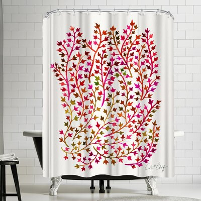 Cat Coquillette Redivy Shower Curtain