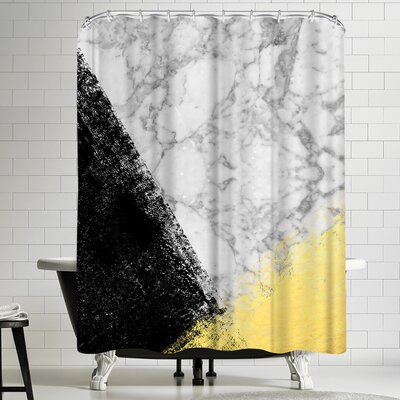 Charlotte Winter Genni Shower Curtain
