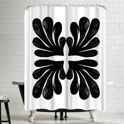 Charlotte Winter Grace Shower Curtain