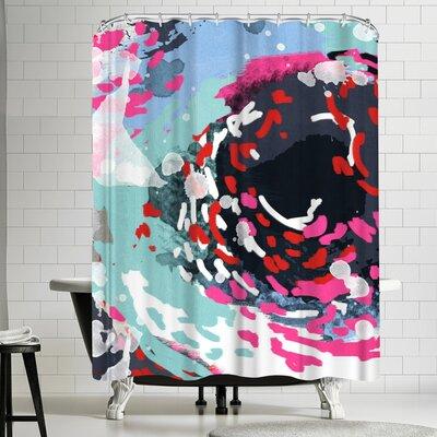 Charlotte Winter Kimball Shower Curtain