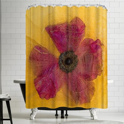 Zina Zinchik Frida Shower Curtain