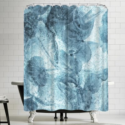 Zina Zinchik Outer Space #235 Shower Curtain