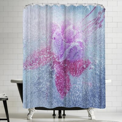 Zina Zinchik Sentiment of Life Shower Curtain