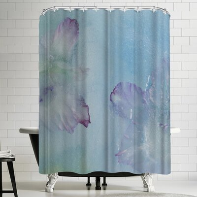Zina Zinchik Sky Pond 1 Shower Curtain