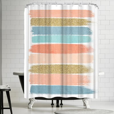 Charlotte Winter Mariko Shower Curtain
