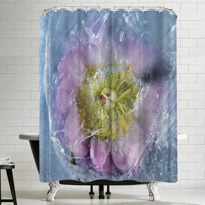 Zina Zinchik Sky Pond 3 Shower Curtain